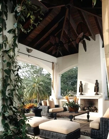 Create an Outdoor Living Room