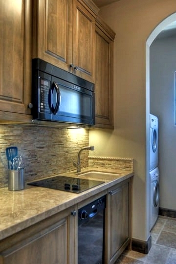 Make it Multi-Purpose with a Laundry Room