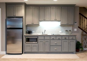 Keep the Colors Pale for a Softer Kitchen