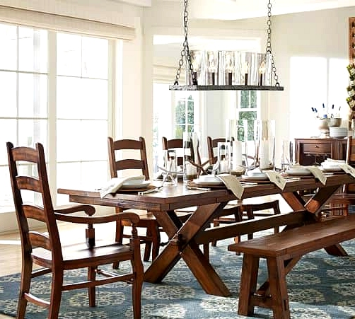 Buy a Rustic Wooden Table and Chairs
