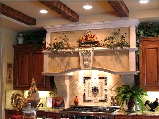 Add Country Style Decor Touches