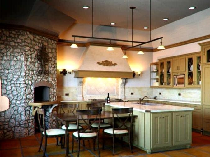Get Tiled Flooring in Warm Tones