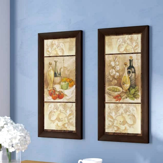 Decorate with Tuscan-Inspired Paintings