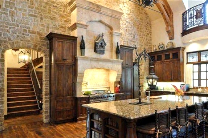 Build a Large Stone Accent Wall