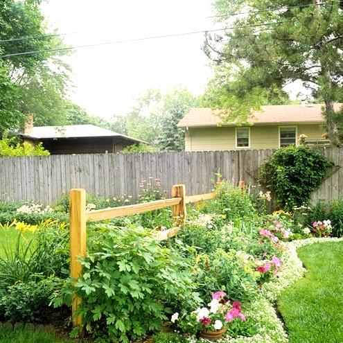 Low, Mounding Plants Make Perfect Borders