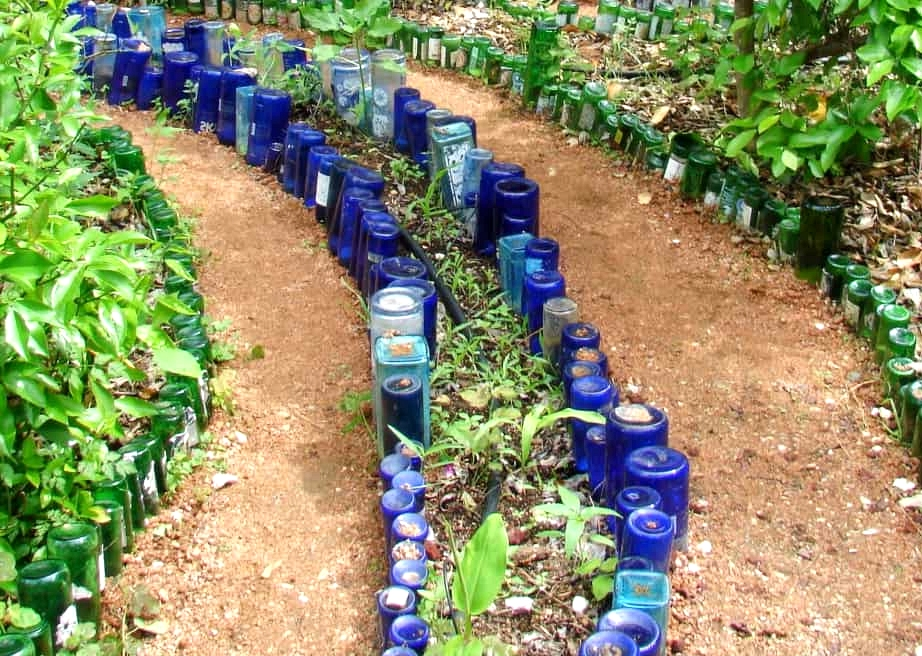 Recycled Bottles are Eco-Friendly and Unique