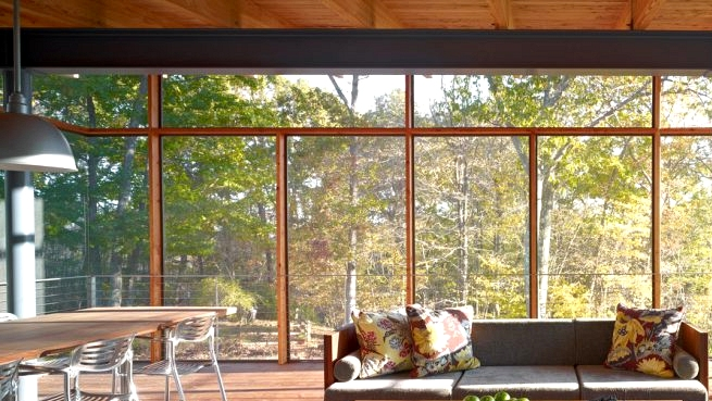 17 Gorgeous Mid-Century Fashionable Porch Designs Good For The Summer time