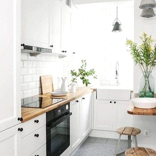 Small kitchens that are packed full of style