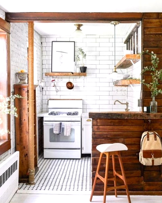 Small Kitchens that prove size isn't everything