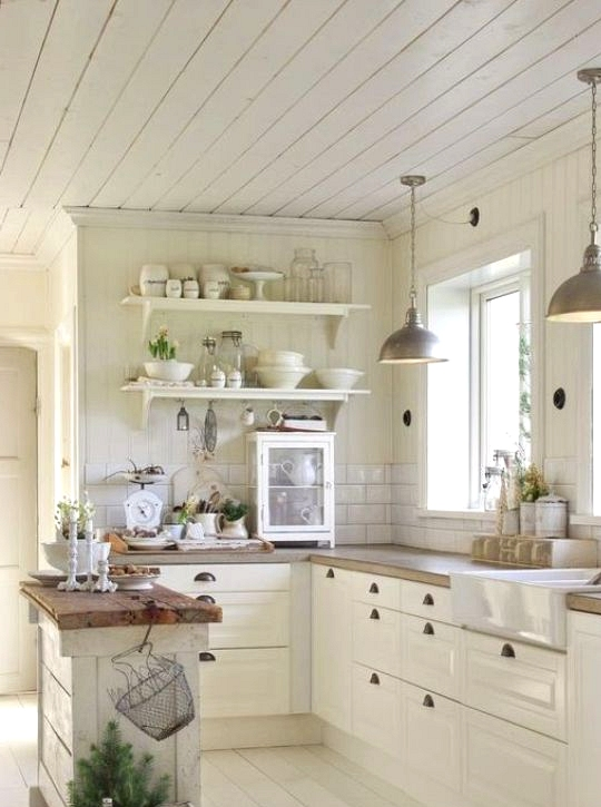 Small kitchens prove that size doesn't matter
