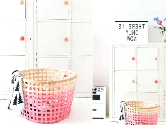 Easy IKEA hacks using spray paint #Ikeahack #DIYhomedecor