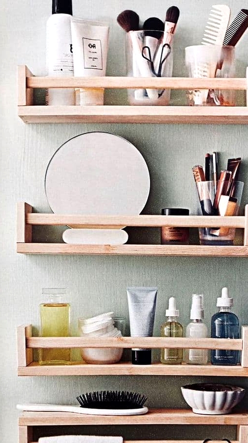 -makeup-shelves