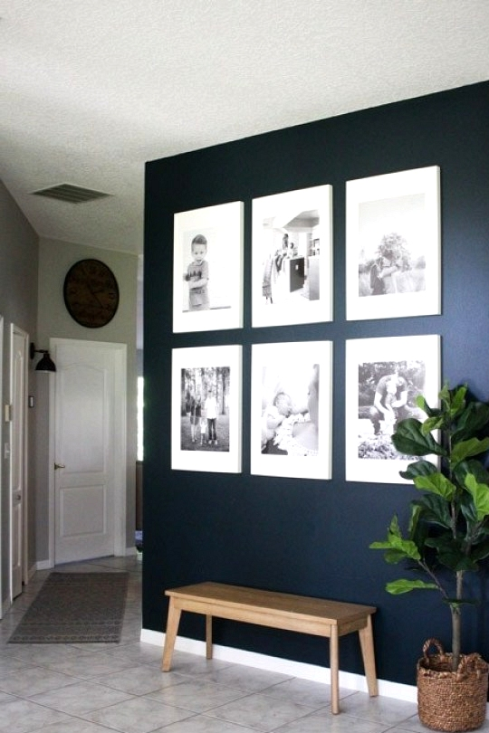 Gallery Wall Ideas To Inspire | DIY Gallery Wall