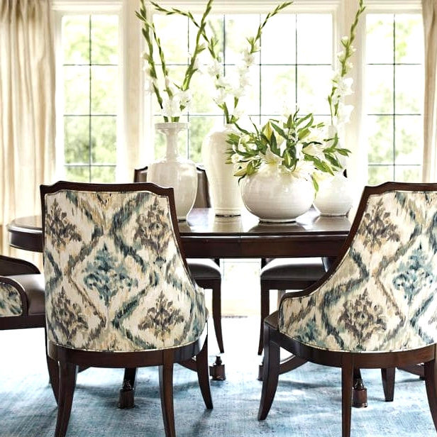 Freshen Things Up With a Pale Blue Rug