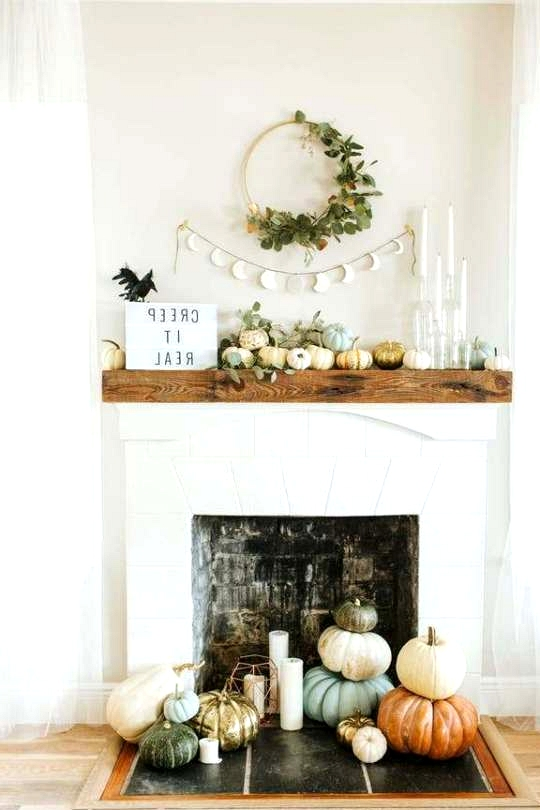 Eclectic chic fall decor every chic girl needs