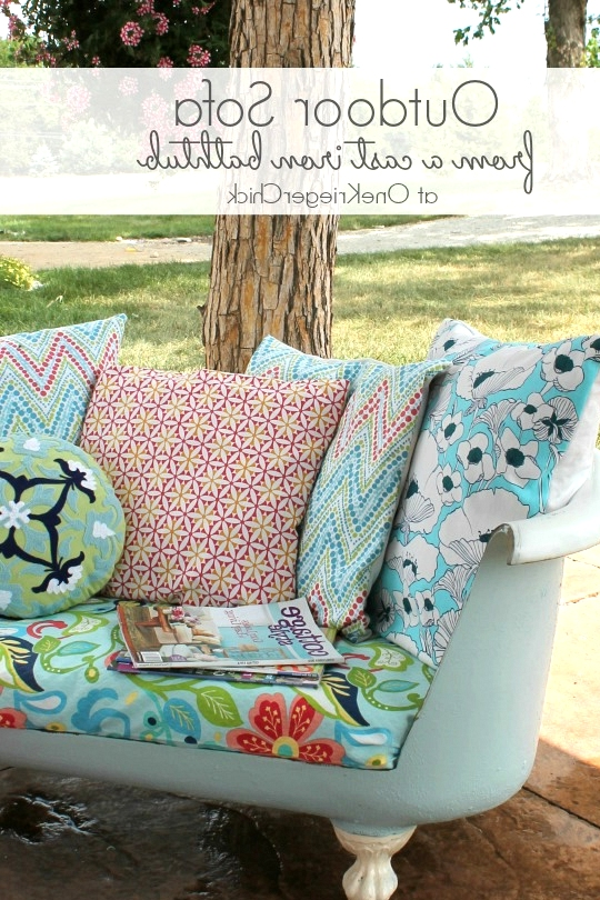 15 Awesome DIY Patio Furniture Ideas That Will Save You Serious Cash