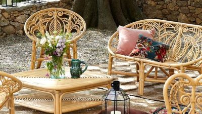 6 Fairly Rattan Armchairs for the Backyard