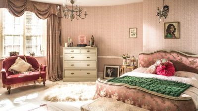 16 Magnificent Shabby-Stylish Bed room Designs You Will Obsess Over