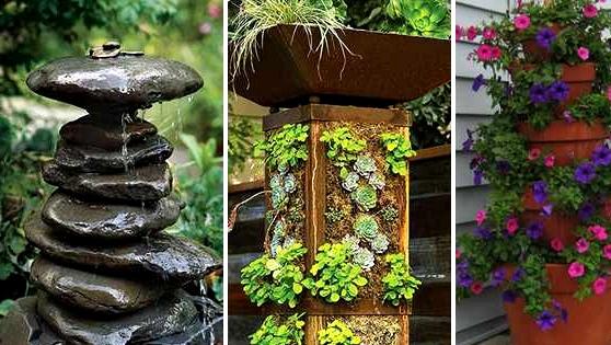 15 Superior DIY Tasks For Small Gardens