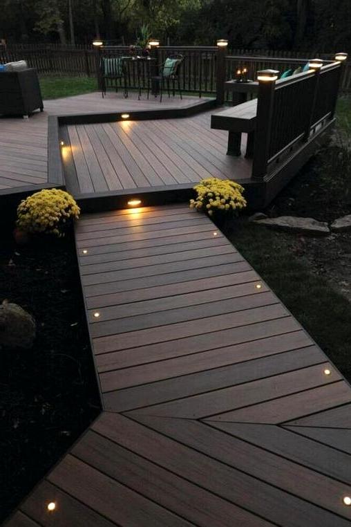 20 Most Fantastic DIY Backyard Path Concepts