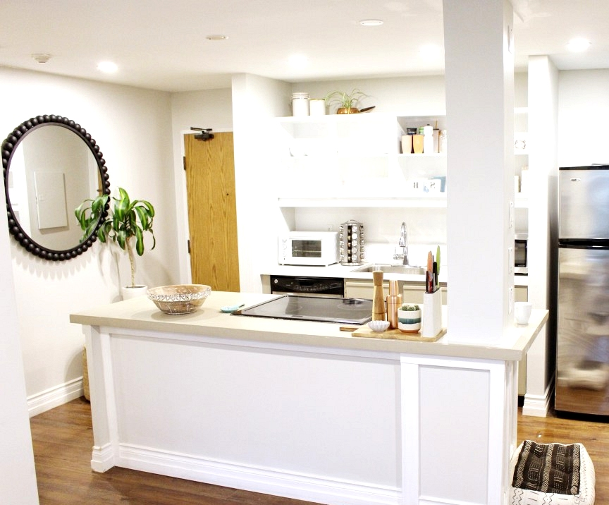 Kitchen makeover for less than $100
