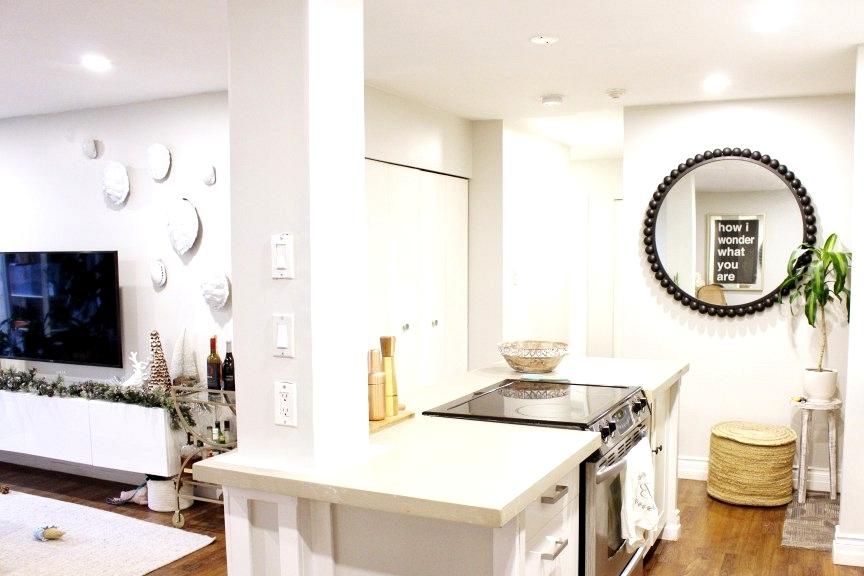 kitchen remodel for under $100