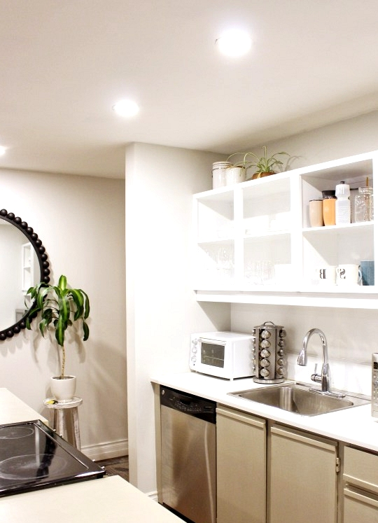Budget kitchen makeover under$100