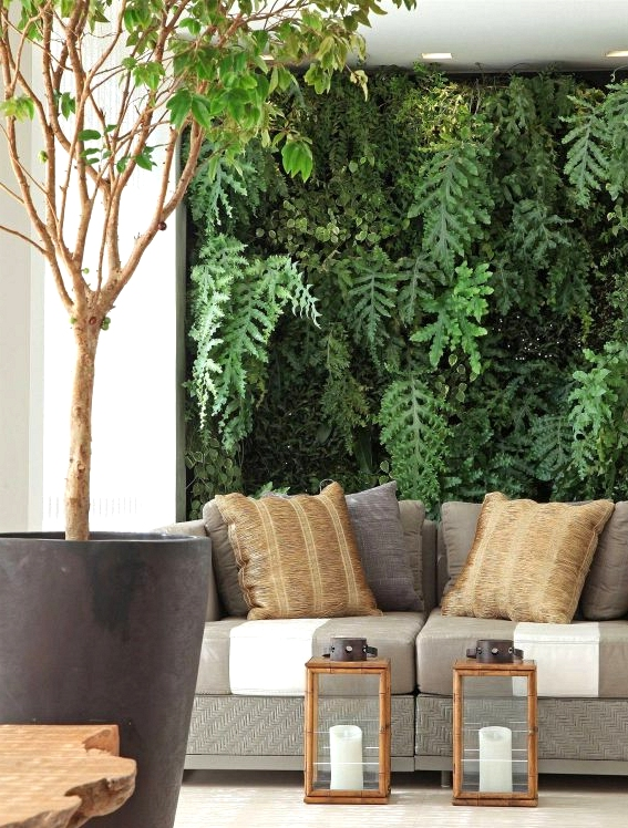 Vertical Garden at Your Home & Outdoors