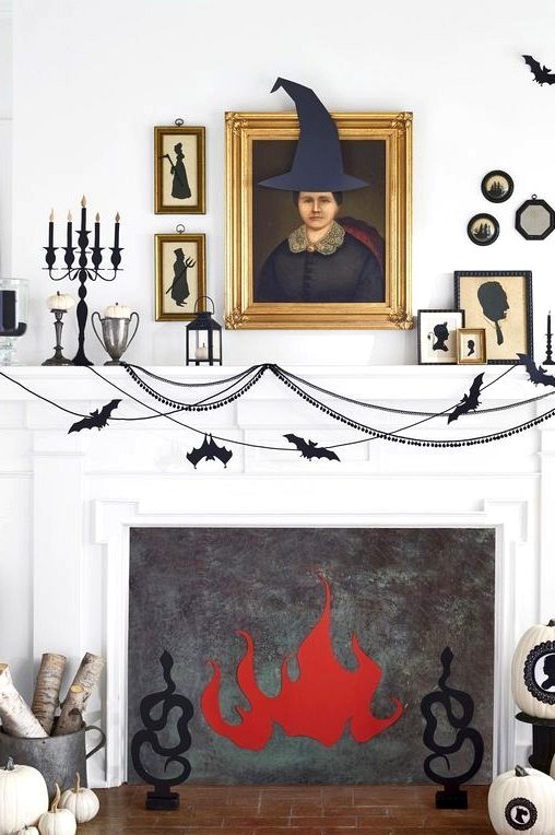 20 Low-cost and Simple DIY Halloween Ornament Concepts