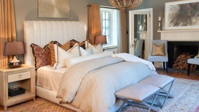 20 Cozy Grasp Bed room Makeover Concepts