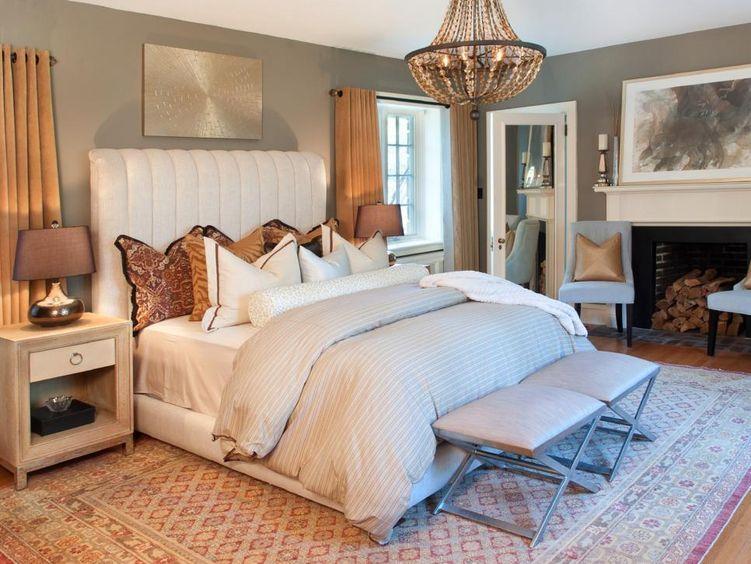 20 Cozy Grasp Bed room Makeover Concepts