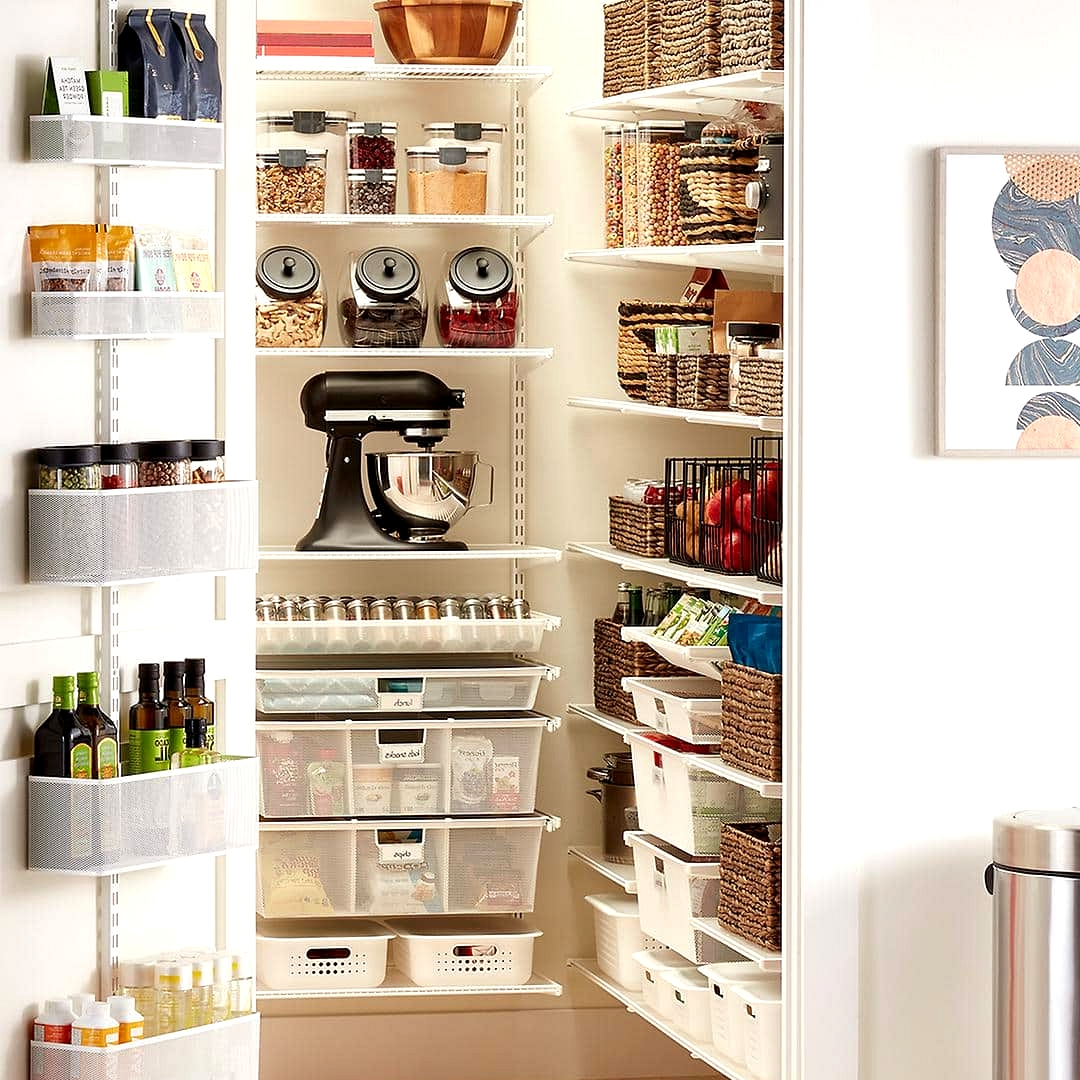 Make Space For Appliances