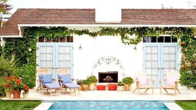 18 Spectacular Shabby-Stylish Swimming Pool Designs You Will Love