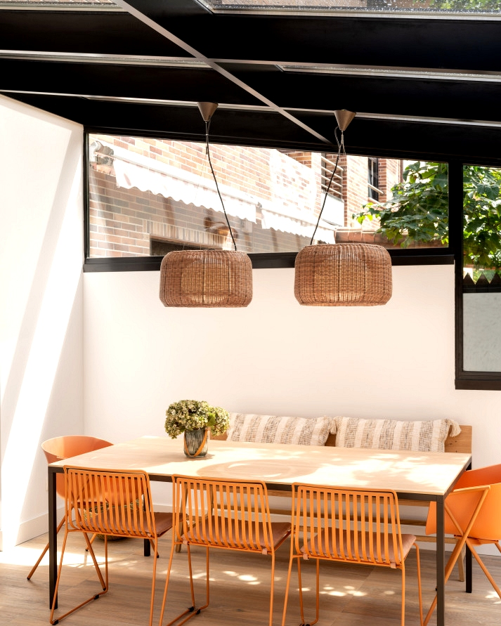 16 Great Mediterranean Eating Room Designs You Will Obsess Over