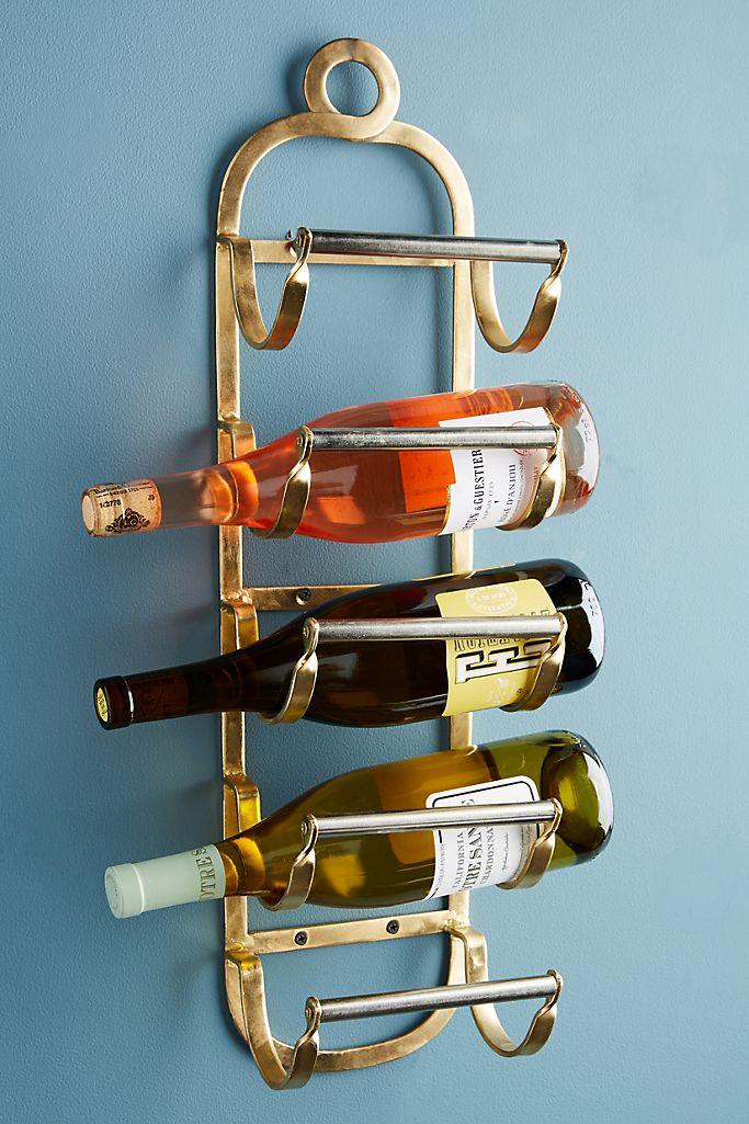 Mount a Wine Rack