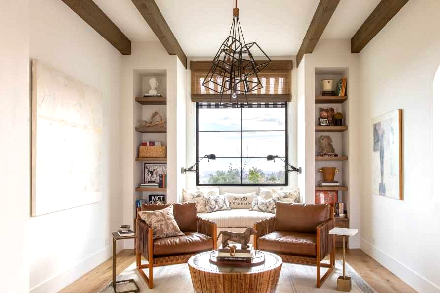 18 Elegant Mediterranean Home Office Designs That Will Give You Comfort As You Work