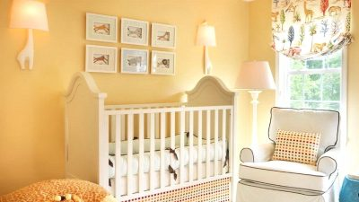 Yellow Child Rooms You Would Completely Like to Have