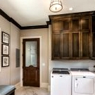 16 Awesome Mediterranean Utility Room Designs To Do Your Laundry In