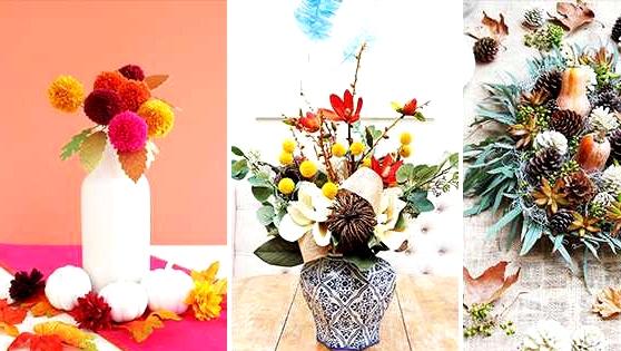 11 Beautiful DIY Thanksgiving Centerpiece Tasks That Will Make Your Desk Pop