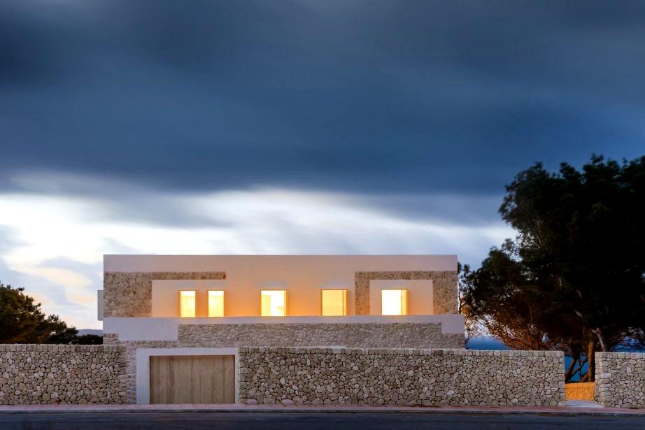 Stone Home by NOMO Studio in Menorca, Spain