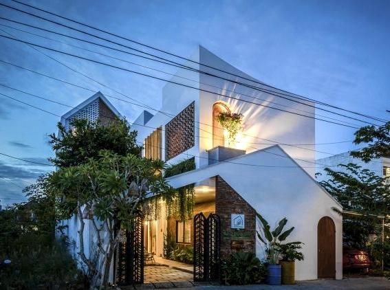 Wind's House by Green Concept & Nha Cua Gio in Da Nang, Vietnam