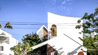 Wind's Home by Inexperienced Idea & Nha Cua Gio in Da Nang, Vietnam