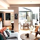 Wonderful apartment with private courtyard in historic townhouse in London