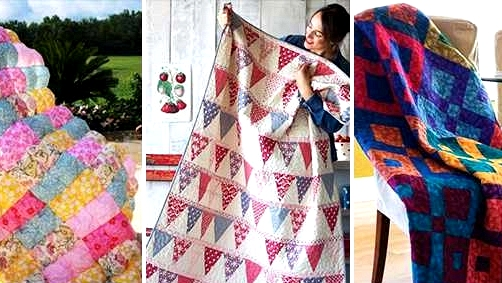 11 Tremendous Easy DIY Quilt Concepts You Will Need To Craft Proper Away