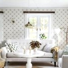 Old farm in Sweden turned into charming summer cottage