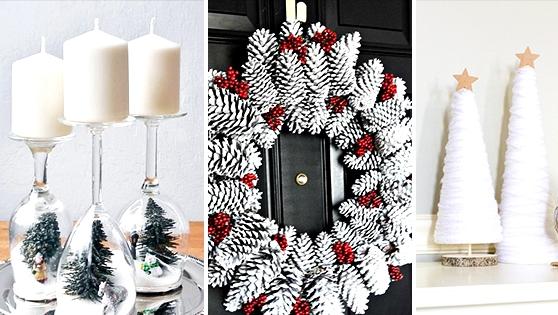 14 Charming DIY Winter Decor Initiatives To Do Earlier than Christmas