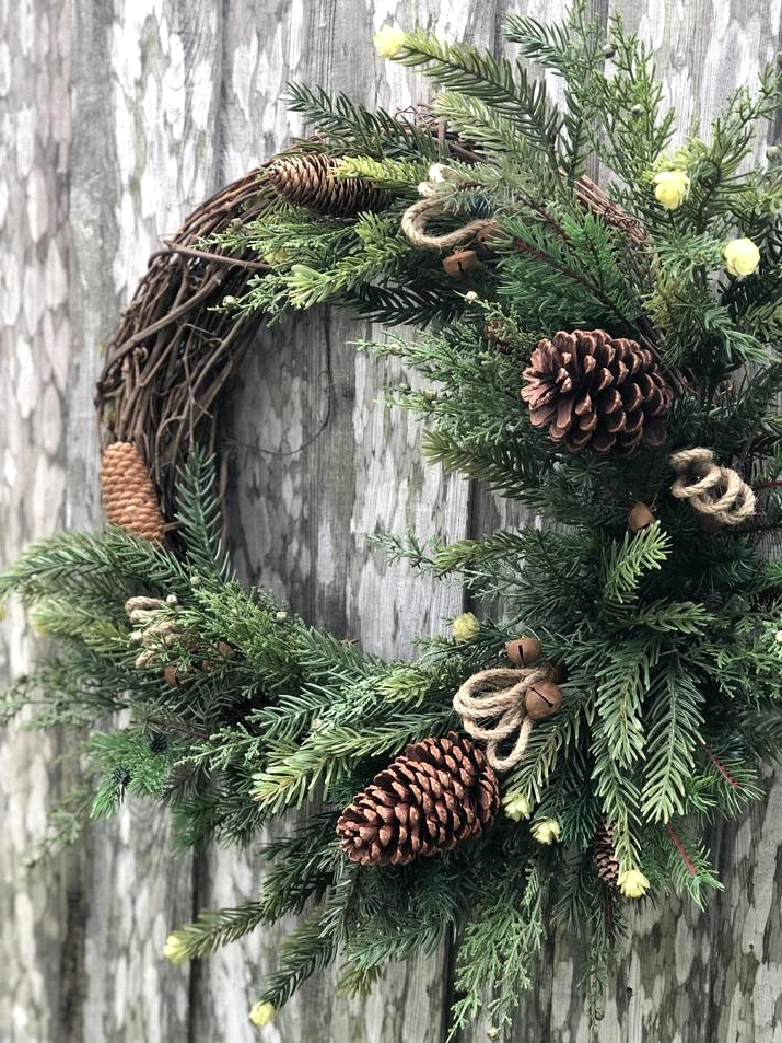 16 Dashing Christmas Wreath Designs You Won't Be Able To Resist