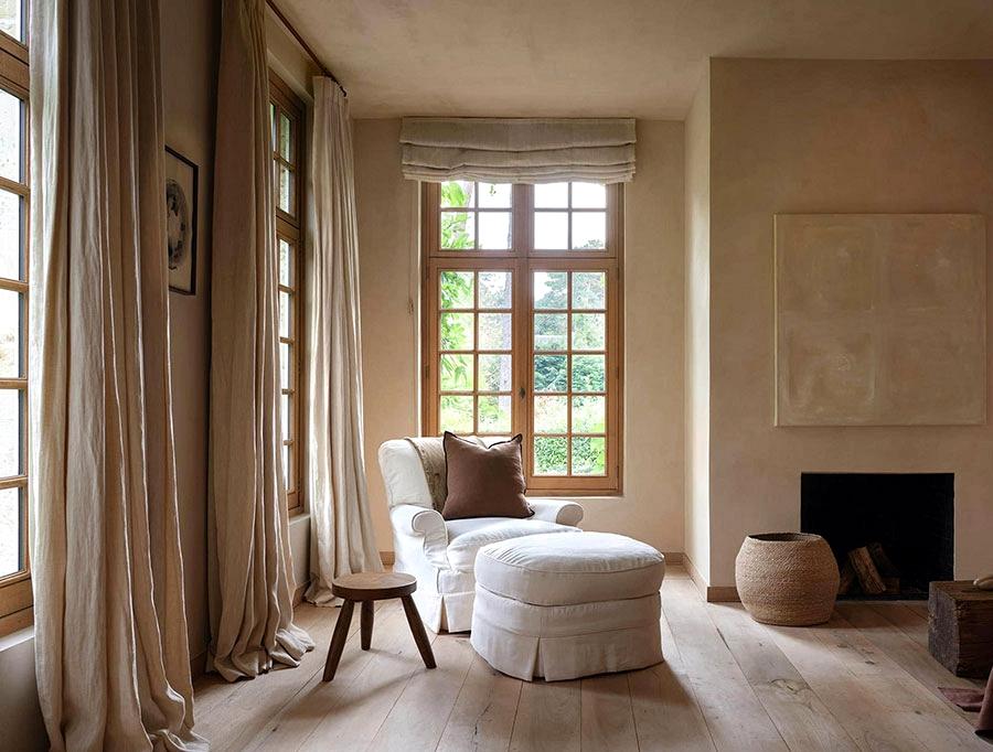 How Zara Residence embellished superb previous mansion of Belgian artist Eddie Dunkers