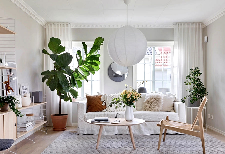 New dwelling, conventional consolation: one other stunning Swedish cottage