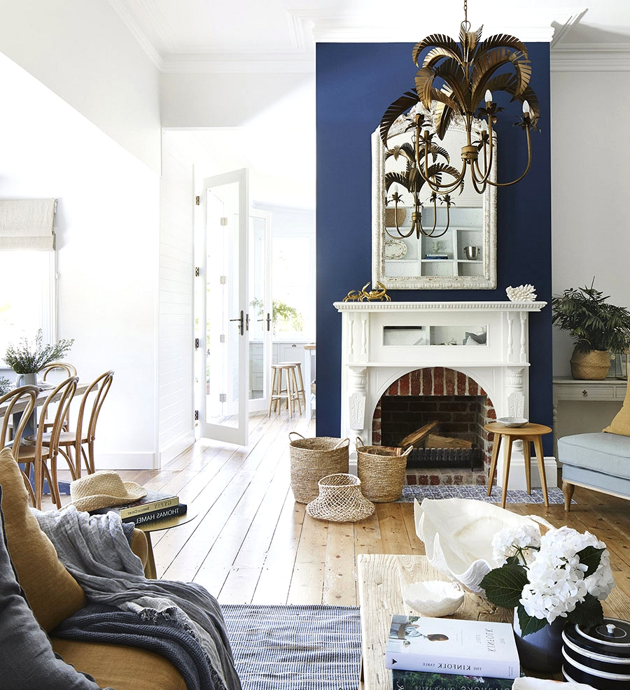 Australian cottage with English allure